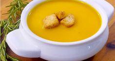 Crema de calabaza y zanahoria, ¡te librará de todo frío! | Upsocl
