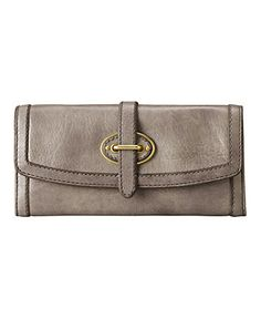 The one I've been waiting for! Fossil Handbag, Vintage Reissue Flap Clutch - - Macy's