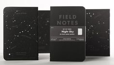 Field Note Night Sky Edition