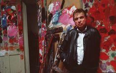 Francis Bacon by Bruce Bernard Photo: courtesy Michael Hoppen