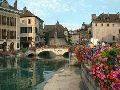 Annecy, Little French Venice