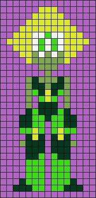 Image result for steven universe perler bead patterns
