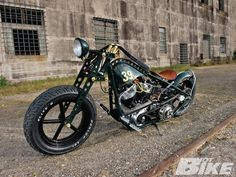 Kustom♛King: Kustom Motorcycles