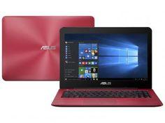"""Notebook Asus Série Z Z450UA-WX009T Intel Core i5 - 7ª Geração 8GB 1TB LED 14"""" Windows 10"""