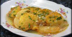 Puntadas deliciosas: Patatas a la importancia