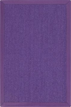 Grape Purple Ribknit fabric manufactured in Canada
