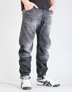 G-Star Raw Arc 3d Loose Tapered Rugby Wash Jeans - Kaeho Australia