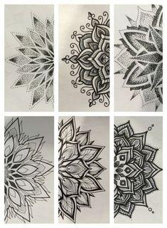 """25 +> # mandala designs of at Metamorph Tattoo Studios Chicago . - # mandala designs of at Metamorph Tattoo Studios Chicago …""""> - Mandala Tattoo Design, Dotwork Tattoo Mandala, Mandala Drawing, Mandala Art, Tattoo Designs, Geometric Mandala Tattoo, Half Mandala Tattoo, Mandala Flower Tattoos, Tattoo Flowers"""