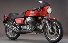 Guzzi 850 Le Mans