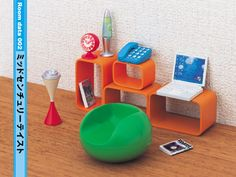 "Re-Ment ""kodawari Room Collection"""