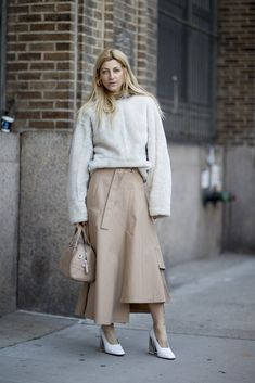 The Most Pinnable Street Style Moments From Fashion Week So Far