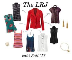 """""""The LRJ"""" by hailey-hundley-mcnew ❤ liked on Polyvore featuring CAbi"""