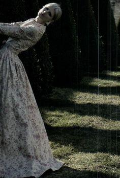 """valentino haute couture"" by deborah turberville"
