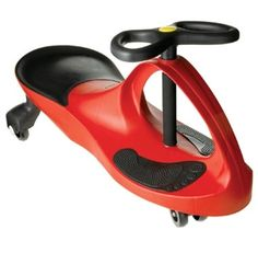 The Plasma Car - one of our best selling toys for kids! This ride-on toy is great for racing and outdoor fun!