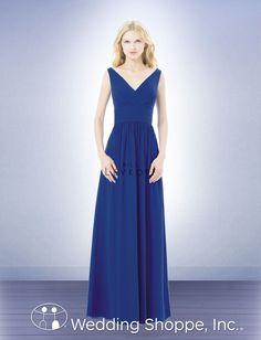 Bill Levkoff Bridesmaid Dress 498