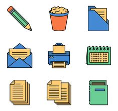 25 Best Office | Icons images in 2019 | Vector icons, Icon