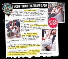 Everything the Media Said About NYPD 'Killing' Garner is Destroyed with Fact that Changes Everything