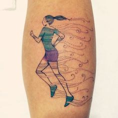49 Tattoos That Show a Serious Commitment to Fitness