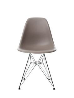 Grey Eames Side Chair