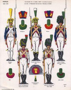 Naples Infantry 1806-15