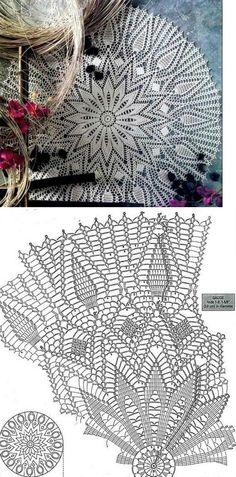 crochet pattern...<3 Deniz <3