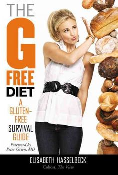 The G-free diet by Elisabeth Hasselbeck