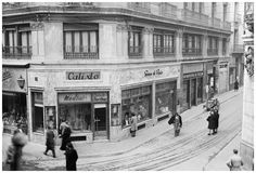 Fotos de antiguas tiendas y comercios de Zaragoza-Rafael Castillejo- Street View, Cabinets, Zaragoza, Antique Photos, Tents, Cities, Life