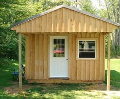 How To Build A 12x20 Cabin For $2000