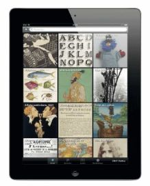 Gallice app for iPad. An entire digital library at your fingertips.