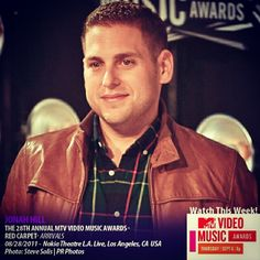 Jonah Hill. MTV #PastVMAmoments #redcarpet #photography - @stevesolisphotography- #webstagram