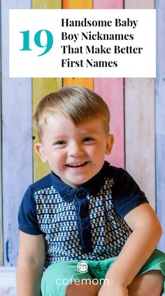 21 Forgotten but Handsome Baby Boy Names From the Roaring '20s | CafeMom
