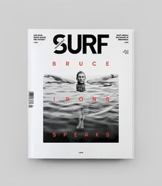 In late we were hired to re-design TransWorld Surf magazine. Our objective was shifting the creative direction to support a photo-driven editorial model while breathing new life into the magazine format. The intended result: sophistication that does… Layout Design, Print Layout, Book Design, Cover Design, Web Design, Design Editorial, Editorial Layout, Layout Inspiration, Graphic Design Inspiration