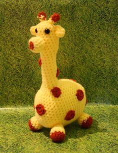 giraffe toy - stable shape