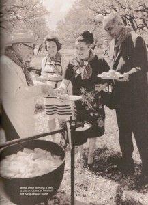 President Lyndon Johnson and LadyBird