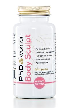 PHD Woman Body Sculpt Capsules - Pack of 60: Amazon.co.uk: Health & Personal Care