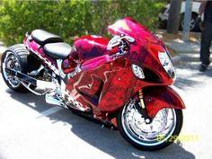 Busa Custom Street Bikes, Custom Sport Bikes, Hyabusa Motorcycle, Custom Hayabusa, Biker Gear, Hot Bikes, Cool Motorcycles, Dirtbikes, Super Bikes