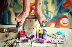 liike i said sis painter... kinda makes you like paint :)