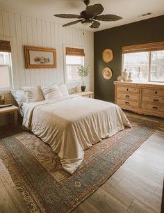 Home Bedroom, Bedrooms, Bedroom Decor Boho, Master Bedroom, Bedroom Hacks, Bedroom Ideas, Style Deco, My New Room, Cozy House