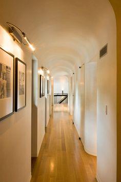 Upstate contemporary hall