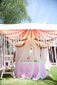1000 ideas about garden baby showers on pinterest fairy for Baby shower canopy decoration