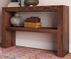 Trahom Console Table
