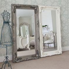 Image of Grand Cream Dressing Mirror