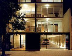 Arquitectura Modelo: Canda Gazaneo Ungar Arquitectos - Edificio de Viviendas