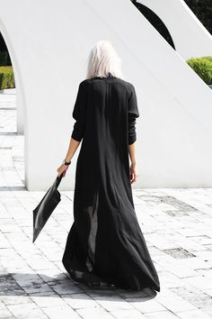 Outfit: Wackerhaus long dress | MyDubio