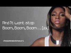 Sevyn Streeter It Wont Stop Ft Chris Brown Lyrics - YouTube