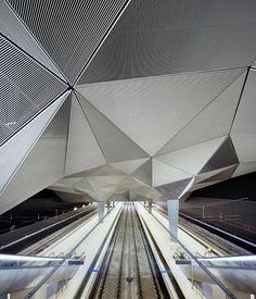 Ábalos + Sentkiewicz Arquitectos - estación de tren de alta velocidad en Logroño