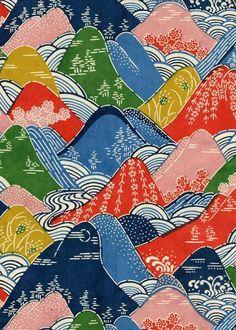 Japanese paper p a t t t t e r n s pattern art, japanese illustration e jap Japanese Textiles, Japanese Patterns, Japanese Fabric, Japanese Prints, Japanese Paper Art, Japanese Colors, Japanese Kimono, Japanese Style, Motifs Textiles