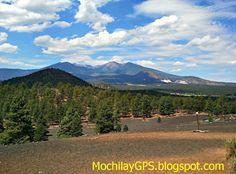 Mochila y GPS: El oeste de Estados Unidos I: de Los Ángeles a Jackson Hole