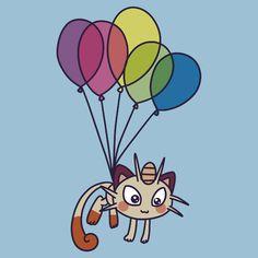 Balloon Meowth