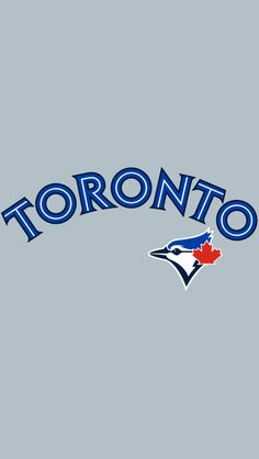 Check out our massive range of Toronto Blue Jays merchandise! Mlb Team Logos, Mlb Teams, Sports Logos, Sports Teams, Baseball Wallpaper, Mlb Wallpaper, Toronto Blue Jays Logo, Sports Wallpapers, Go Blue